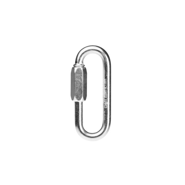 7MM WIDE OPENING OVAL QUICK LINKS - PPE