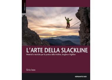 BOOK MANUAL - THE ART OF SLACKLINE
