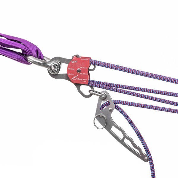 MINI DOUBLE PULLEY SYSTEM